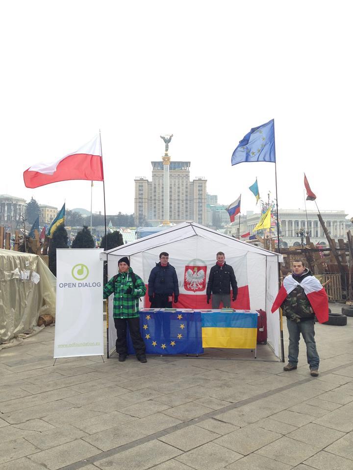 Misja Fundacji Otwarty Dialog, Kijów