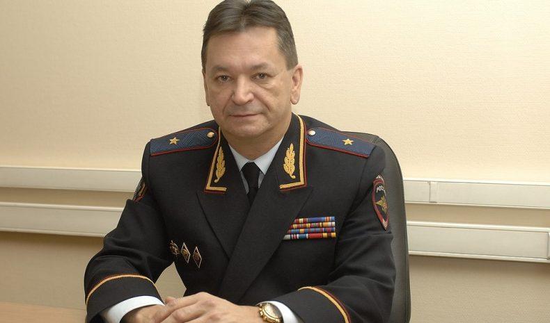 Alexander Prokopchuk. Zdjęcie rosyjskiego MSW. Źródło: helsinki.org.ua