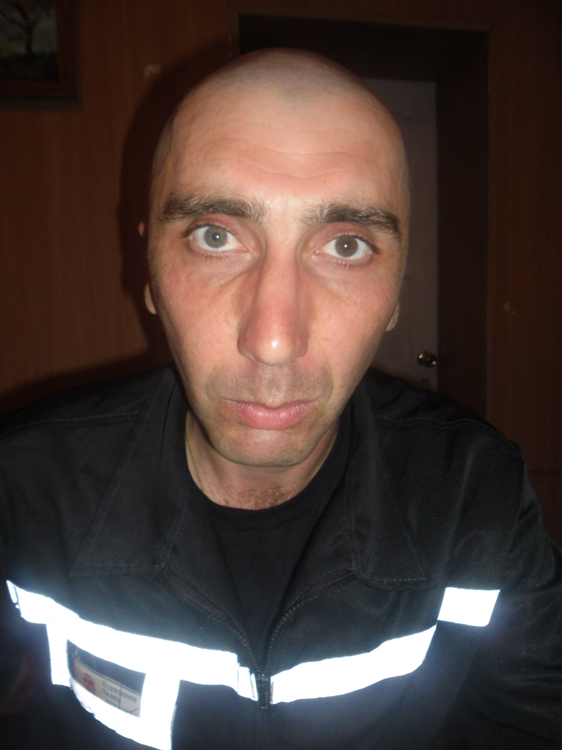 Vadim Kuramshin po zakończeniu strajku głodowego